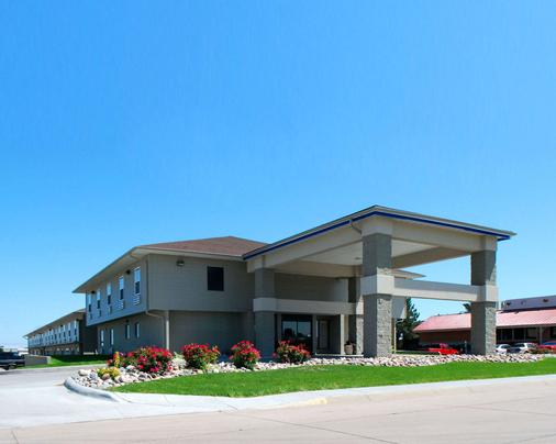 Econo Lodge Inn and Suites - Kearney - Rakennus
