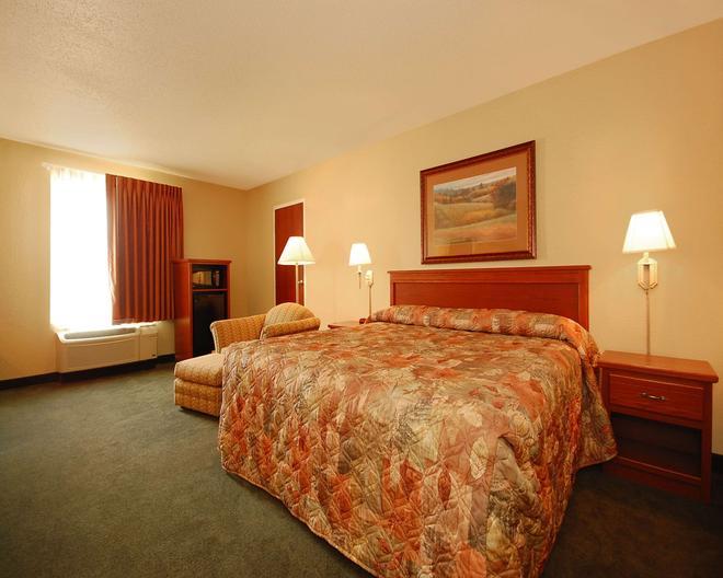 Econo Lodge Inn and Suites - Kearney - Κρεβατοκάμαρα