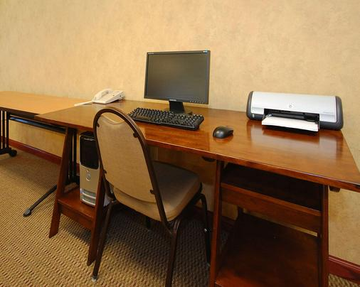 Econo Lodge Inn and Suites - Kearney - Khu vực làm việc