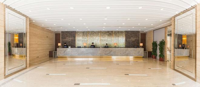 Kowloon Harbourfront Hotel - Hongkong - Vastaanotto