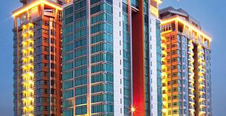 Cambridge Hotel Medan - Medan - Toà nhà