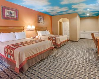 Sapphire Inn And Suites - Deer Park - Schlafzimmer