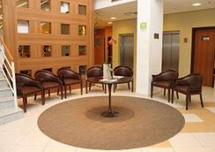 Comfort Inn Joinville - Joinville - Hành lang
