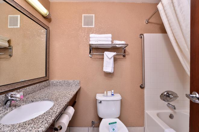 Best Western Wilsonville Inn & Suites - Wilsonville - Bathroom