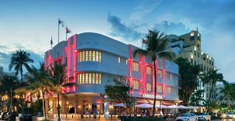 Cardozo Hotel South Beach - Miami Beach - Building