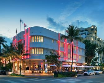 Cardozo Hotel South Beach - Miami Beach - Building