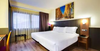 Hotel Maisonnave - Pamplona - Bedroom