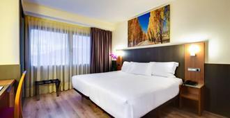 Hotel Maisonnave - פאמפלונה - חדר שינה