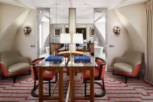 蒙塔勒貝特酒店 - 巴黎 - 巴黎 - 餐廳