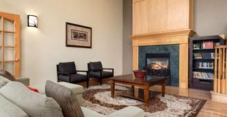 Country Inn & Suites by Radisson, Milwaukee Air - Milwaukee - Sala de estar