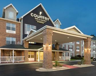 Country Inn & Suites by Radisson, Milwaukee Air - Milwaukee - Building