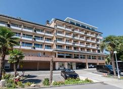Hotel Graziella - Weggis - Gebouw