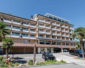 Hotel Graziella - Weggis - Building