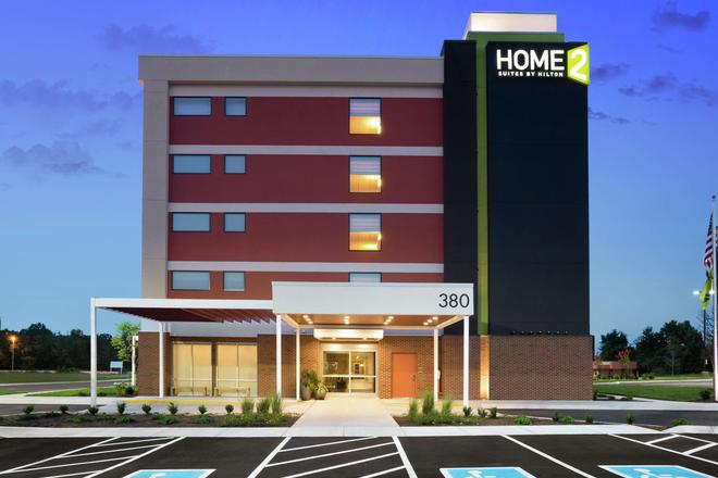 Home2 Suites by Hilton Knoxville West - Knoxville - Gebouw