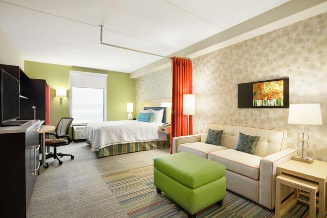 Home2 Suites by Hilton Knoxville West - Knoxville - Slaapkamer