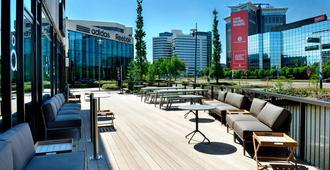 Courtyard Amsterdam Arena Atlas - אמסטרדם - פטיו