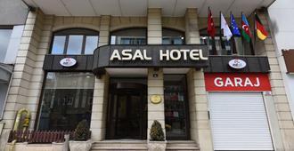 Asal Hotel - Ankara - Building