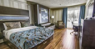 Hôtel Québec Inn - Kota Quebec - Kamar Tidur
