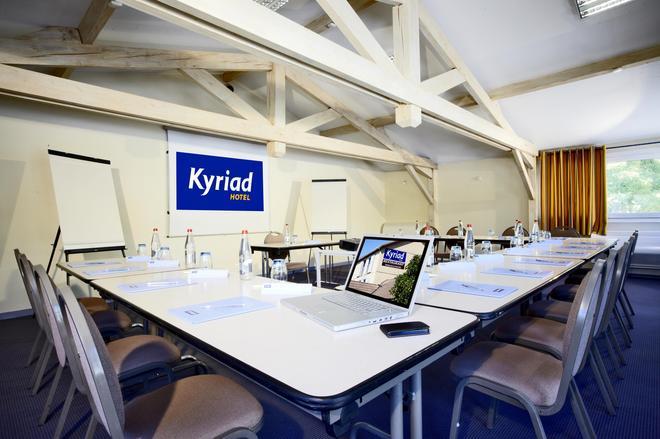 Hôtel Kyriad Marseille Est - Gémenos - Gémenos - Meeting room