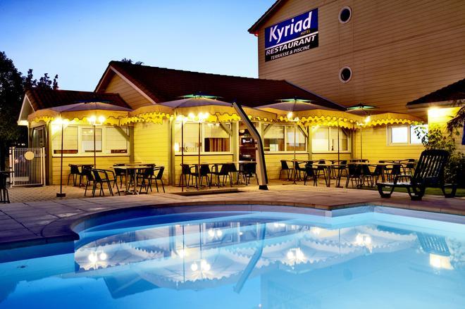 Hôtel Kyriad Marseille Est - Gémenos - Gémenos - Pool