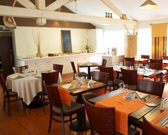 Kyriad Marseille Gemenos - Gémenos - Restaurant