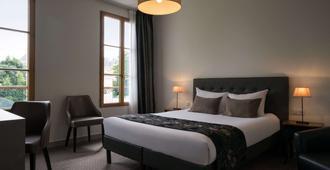 Hôtel du Moulin - Niort - Bedroom
