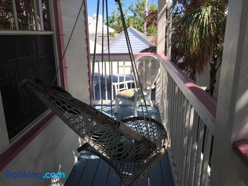 加勒比海之家旅館 - 基韋斯特 - 陽台