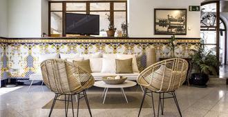 Hotel Marina - Roses - Wohnzimmer