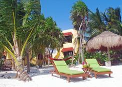 Margarita del Sol Hotel Costa Maya - Majahual - Building
