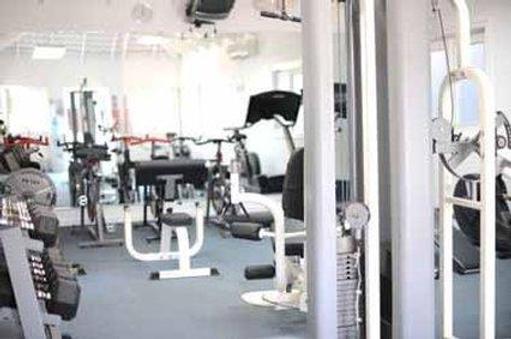 Blue Jacktar - Puerto Plata - Gym
