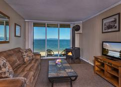 Tahoe Lakeshore Lodge & Spa - South Lake Tahoe - Sala de estar