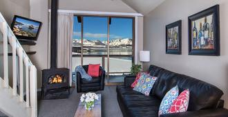 Tahoe Lakeshore Lodge & Spa - South Lake Tahoe - Ruang tamu