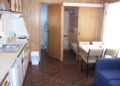 Stawell Park Caravan Park - Stawell - Kitchen