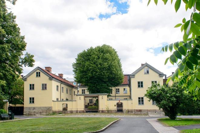 Hellstens Malmgård - Stockholm - Building