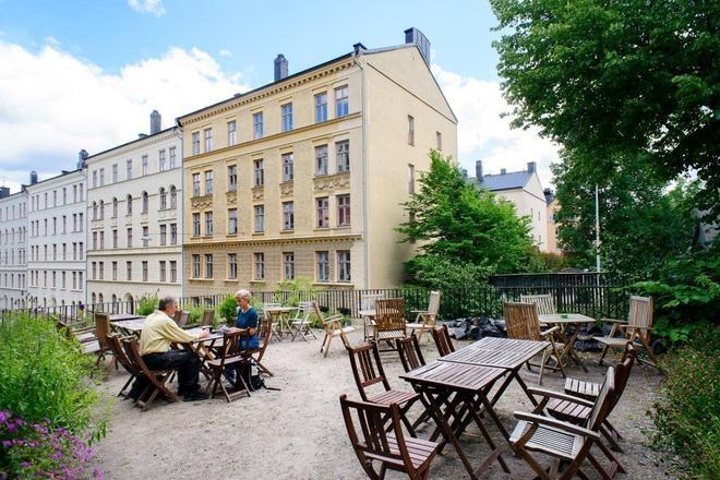 Hellstens Malmgård - Stockholm - Patio