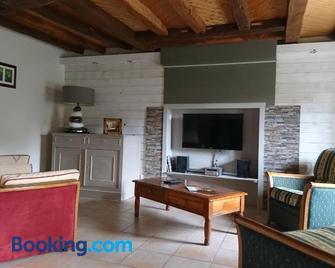 Murmures de Loire - La Pommeraye - Living room