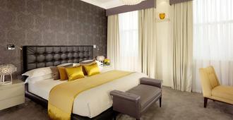 白金漢門泰姬51套房公寓酒店 - 倫敦 - 臥室
