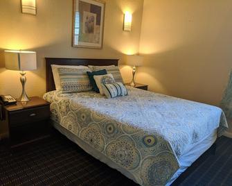 Athens Hotel Suites - יוסטון - חדר שינה
