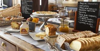 Best Western Le Paradou Avignon - Sud - אביניון - מסעדה