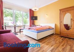 馬可波羅漢堡諾瓦姆酒店 - 漢堡 - 漢堡 - 臥室