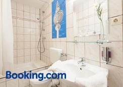 馬可波羅漢堡諾瓦姆酒店 - 漢堡 - 漢堡 - 浴室