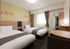 Comfort Hotel Wakayama - Wakayama - Bedroom