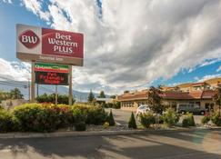 Best Western Plus Sunrise Inn - Osoyoos - Rakennus