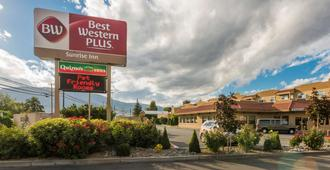 Best Western Plus Sunrise Inn - Osoyoos - Gebouw