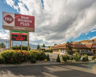 Best Western Plus Sunrise Inn - Osoyoos - Κτίριο