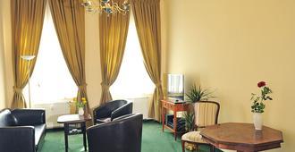 Gastehaus Stadt Metz - Dresde - Sala de estar