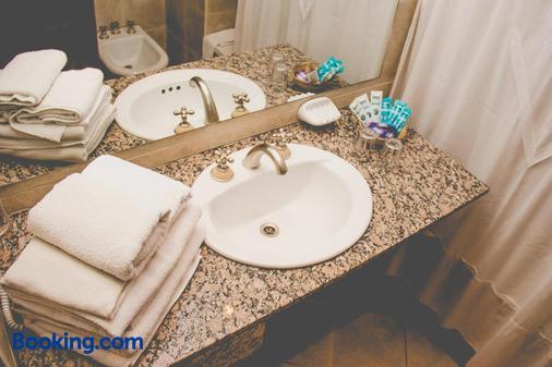 Kalenshen Hotel Cerro Calafate - El Calafate - Bathroom