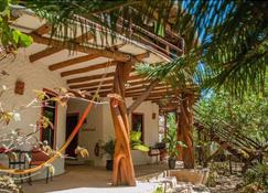 Villa los Mangles Boutique Hotel - Holbox - Makuuhuone