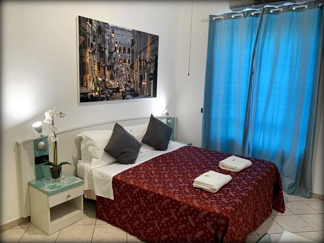 Hotel Dell'Urbe - Rome - Bedroom