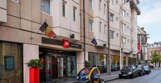 ibis Brussels City Centre - Bruselas - Edificio